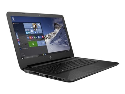 HP 14-af180nr E1 6015 / 1.4 GHz Win 10 Home 64-bit 2 GB RAM 500 GB HDD