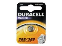 Picture of Duracell Watch 399/395 - battery x SR57 silver oxide (D395)