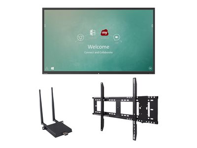 ViewSonic ViewBoard IFP9850 Bundle 1 98INCH Diagonal Class (97.5INCH viewable) LED display