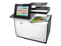 HP PageWide Enterprise Color MFP 586f Multifunction printer color page wide array  image