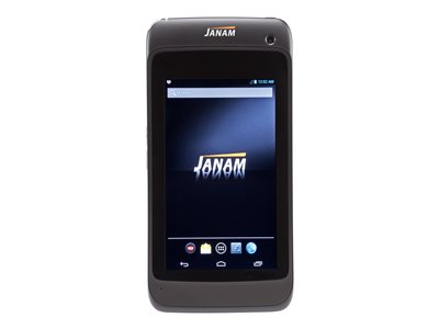 Janam XT1 Data collection terminal Android 4.2.2 (Jelly Bean) 16 GB 5.9INCH TFT (800 x 480)