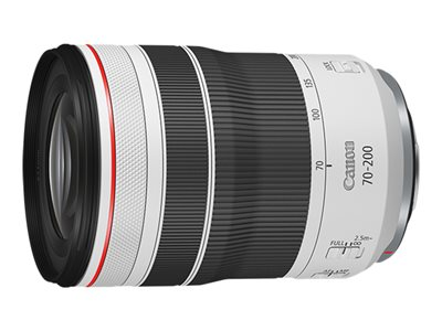 Canon RF Telephoto zoom lens 70 mm 200 mm f/4.0 L IS USM Canon RF