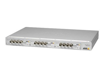 AXIS 291 Video Server Rack - Videoservergehäuse - 1U - Rack - einbaufähig