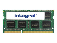 Integral - DDR3 - 8 Go - SO DIMM 204 broches - 1600 MHz / PC3-12800 - CL11 - 1.35 V - mémoire sans tampon - non ECC