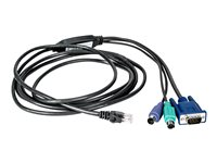 10ft / 3 Metre PS2 Integrated Access Cable (IAC)