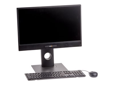 AXIS Camera Station S9201 Mk ll Desktop Terminal All-in-one 1 x Core i3 8100 / 3.6 GHz