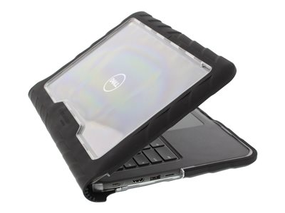 Gumdrop Drop Tech Notebook top and bottom cover 13INCH black, transparent (pack of 10)
