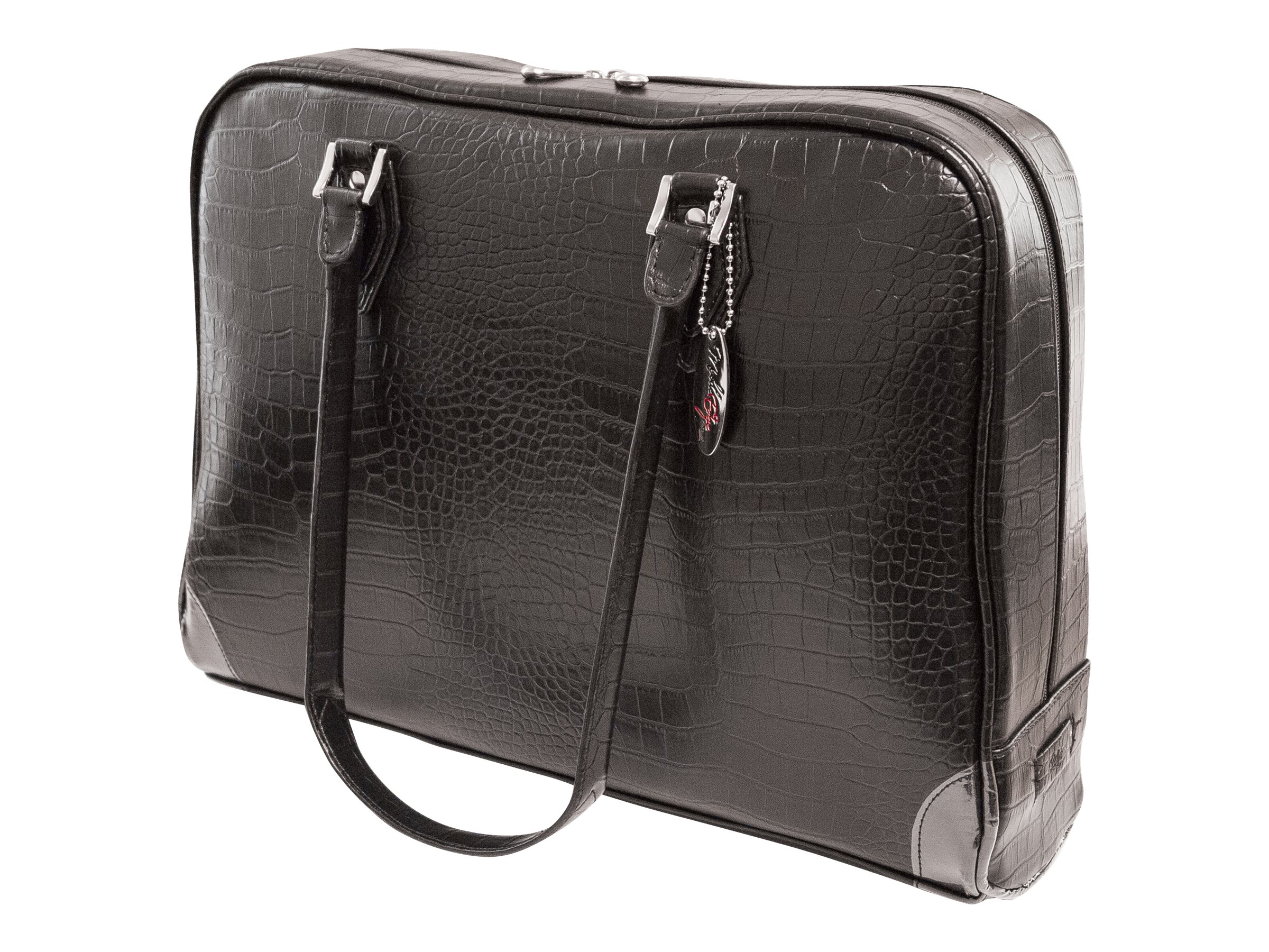 """Mobile Edge Milano 15.6"""" to 17.3"""" Notebook Tote notebook carrying case"""