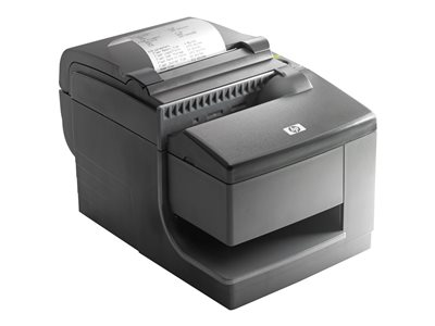 HP Hybrid Thermal Printer with MICR Receipt printer two-color (monochrome) thermal paper