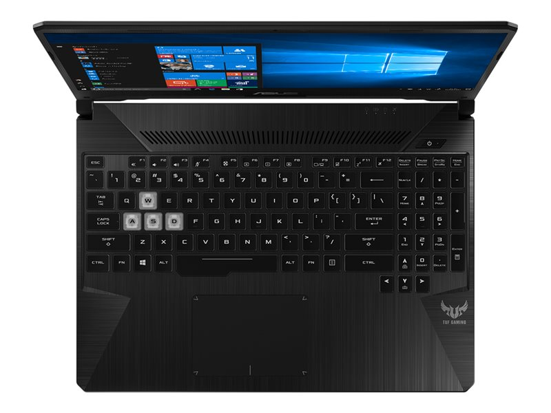 "ASUS TUF Gaming FX505GM BN018T - 15.6"" - Core i7 8750H - 8 Go RAM - 128 Go SSD + 1 To HDD"