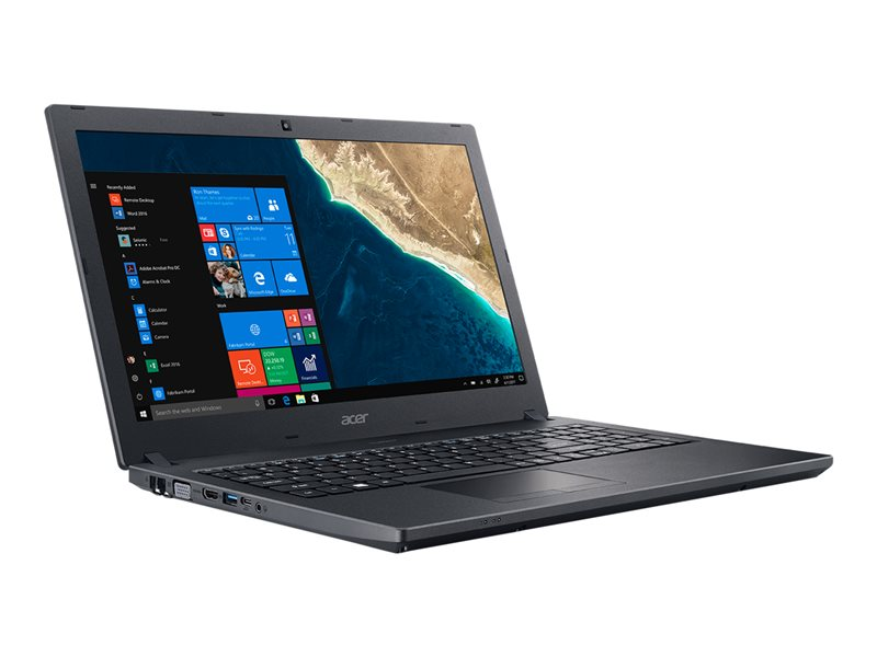 """Acer TravelMate P2510-M-55SC - 15.6"""" - Core i5 7200U - 4 Go RAM - 500 Go HDD - AZERTY French"""