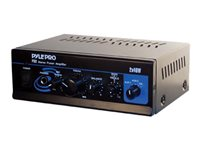 PylePro PTA2 Amplifier 80 Watt (total)