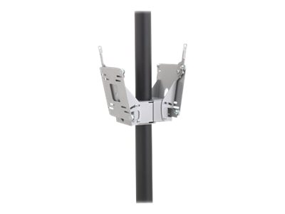 Chief Dual Display Pole Mount FDP4100S - mounting component