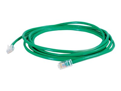 C2G Cat5e Non-Booted Unshielded (UTP) Network Crossover Patch Cable Crossover cable