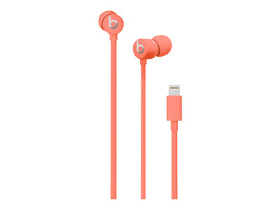 Beats urBeats3 Kabling Orange Øreproptelefoner