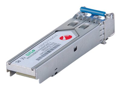 Intellinet - SFP (Mini-GBIC)-Transceiver-Modul - GigE - 1000Base-SX - LC Multi-Mode - 850 nm