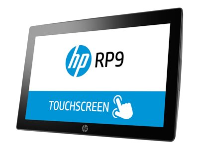 HP RP9 G1 Retail System 9015 All-in-one 1 x Core i7 6700 / 3.4 GHz RAM 8 GB SSD 128 GB