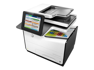 Product | HP PageWide Enterprise Color Flow MFP 586z ...