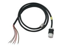 APC InfraStruXure Whips Power cable bare wire to NEMA L21-20 (F) 13 ft black