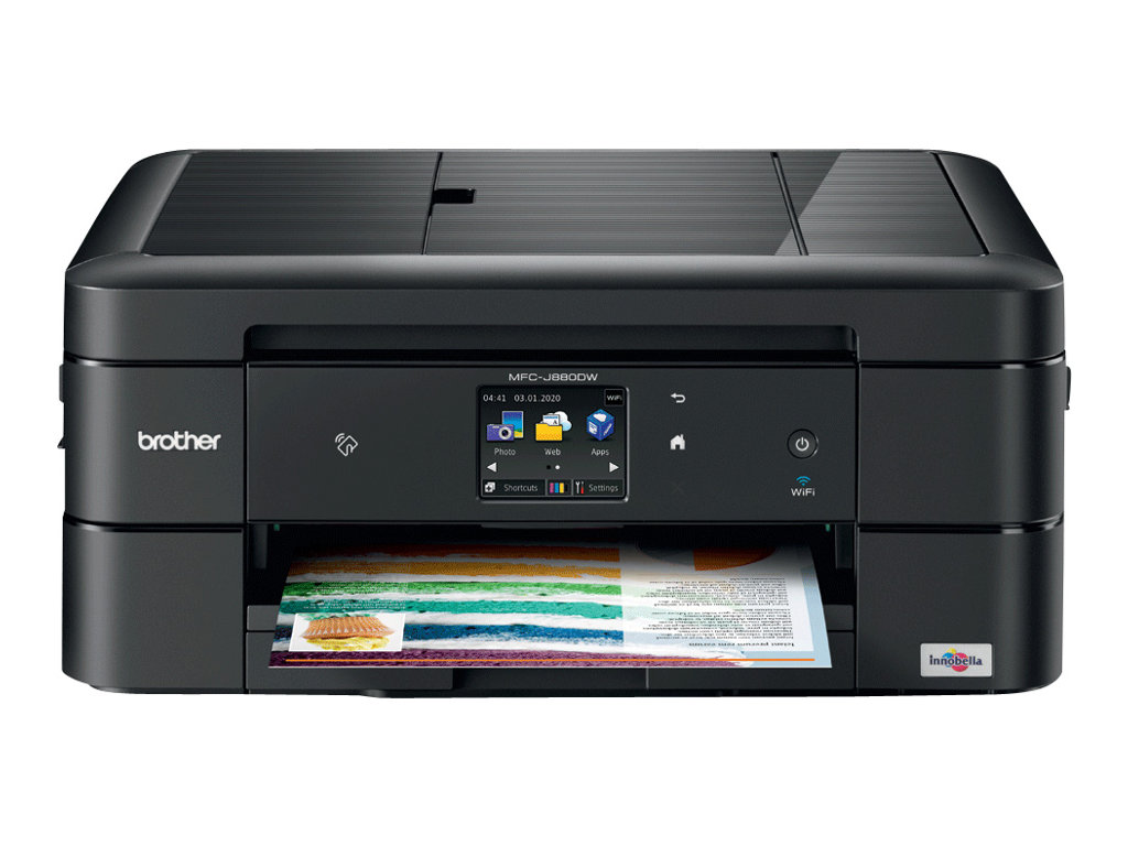 Brother MFC-J880DW - Multifunktionsdrucker - Farbe - Tintenstrahl - 215.9 x 355.6 mm (Original) - A4/Letter (Medien)