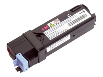 Dell - High Capacity - magenta - original - toner cartridge