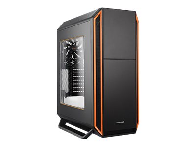 be quiet! Silent Base 800 - Window Edition - Tower - ATX - ohne Netzteil - orange