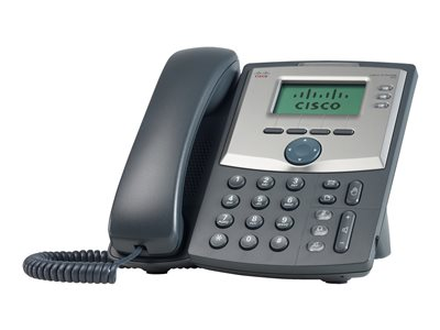 Cisco Small Business SPA 303 - VoIP phone - 3-way call capability