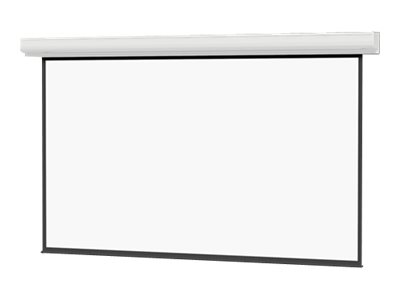 Da-Lite Contour Electrol Wide Format Projection screen ceiling mountable, wall mountable