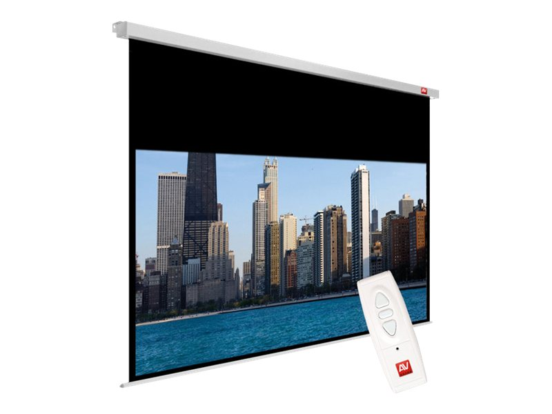 AVTek Video Electric 240 - Leinwand - in Wand montierbar, Wand montierbar - motorisiert - 294 cm (116 Zoll) - 4:3