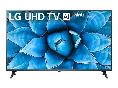 LG 50UN7300PUF 50INCH Class (49.5INCH viewable) UN7300 Series LED TV Smart TV webOS, ThinQ AI