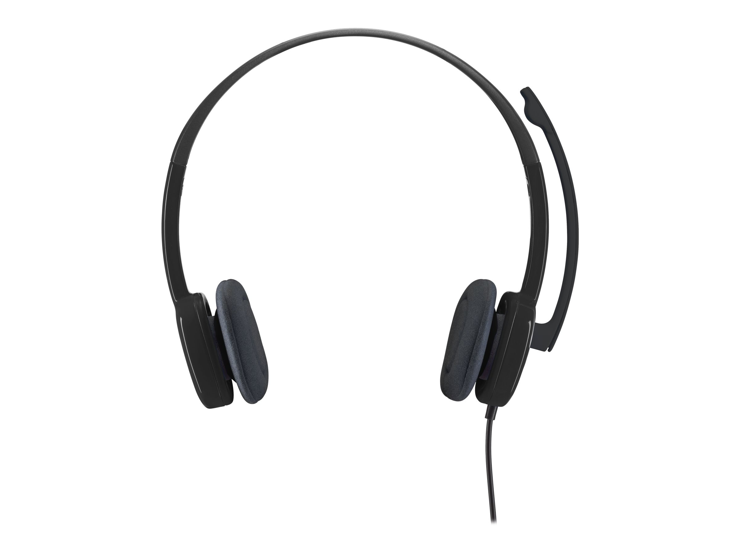 Logitech Stereo H151 - Headset - On-Ear - verkabelt