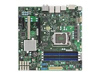 SUPERMICRO X11SAE-M - Motherboard