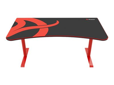 Arozzi Arena Table curved red