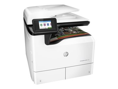 HP PageWide Pro 772dw - multifunction printer - color