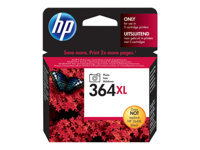 HP 364XL - High Yield - photo black - original - ink cartridge - for Photosmart 5525, 6525, C5100, eStation C510, Premium C310, Premium Fax C410, Wireless B110