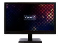ViewZ VZ-19RTV LCD display color 19.5INCH 600 TVL black
