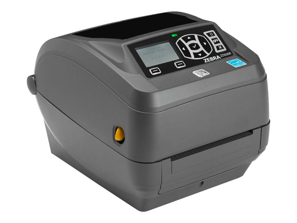 Zebra ZD500R - label printer - B/W - direct thermal / thermal transfer