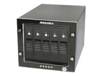 Addonics RAID Tower III RT3S5HEU3 Hard drive array 5 bays (SATA) HDD x 0