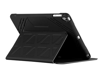 Targus Pro-Tek - Flip cover for tablet - black - for Apple 10.5-inch iPad Air (3rd generation); 10.5-inch iPad Pro