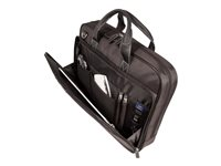 Mobile Edge Select Nylon Laptop Briefcase Notebook carrying case 16INCH black