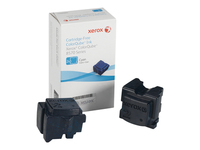 Xerox - 2 - cyan - solid inks - for ColorQube 8570, 8570DN, 8570DT, 8570N, 8580_ADN, 8580_ADNM, 8580_AN, 8580_ANM