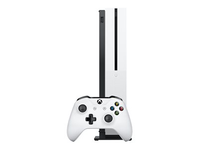 Microsoft Xbox One S - Battlefield V Bundle - game console - 4K - HDR - 1 TB HDD - robot white
