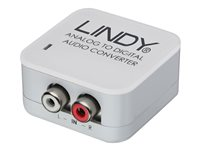 Lindy - Analogue to digital audio converter