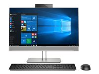 HP EliteOne 800 G5 All-in-one Core i5 9500 / 3 GHz RAM 8 GB SSD 256 GB NVMe, TLC