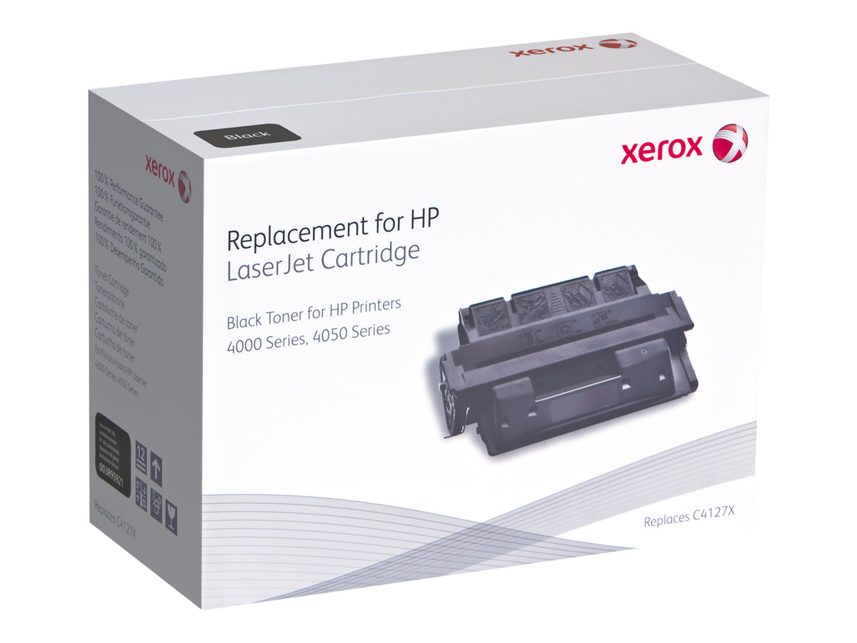 Xerox - black - toner cartridge (alternative for: HP 27X)