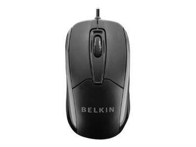Belkin Wired Ergonomic Mouse Mouse optical 3 buttons wired USB B2B