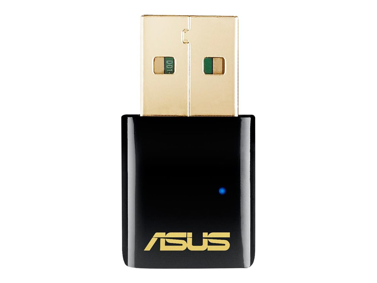 ASUS USB-AC51 - network adapter - USB 2.0