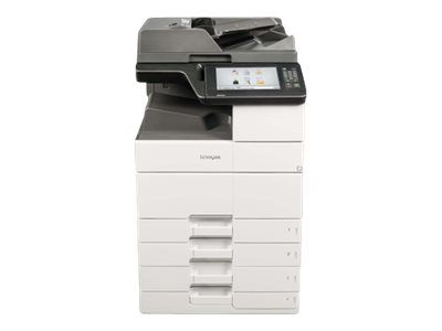 Lexmark MX911dte Multifunction printer B/W laser 11.7 in x 17 in (original)