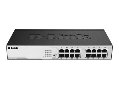 D-Link DGS 1016D Switch 16-porte Gigabit