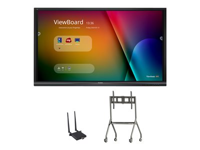 ViewSonic IFP8650-C4 86INCH Diagonal Class (86INCH viewable) LED display interactive